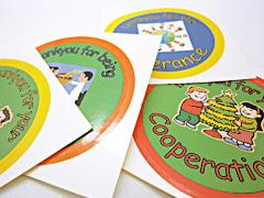 Gloss Paper Sticker Queensland