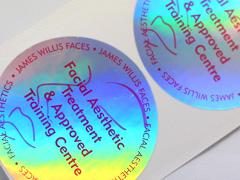 Hologram Stickers Printing Australia