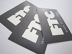 Standard Vinyl Stickers Printing