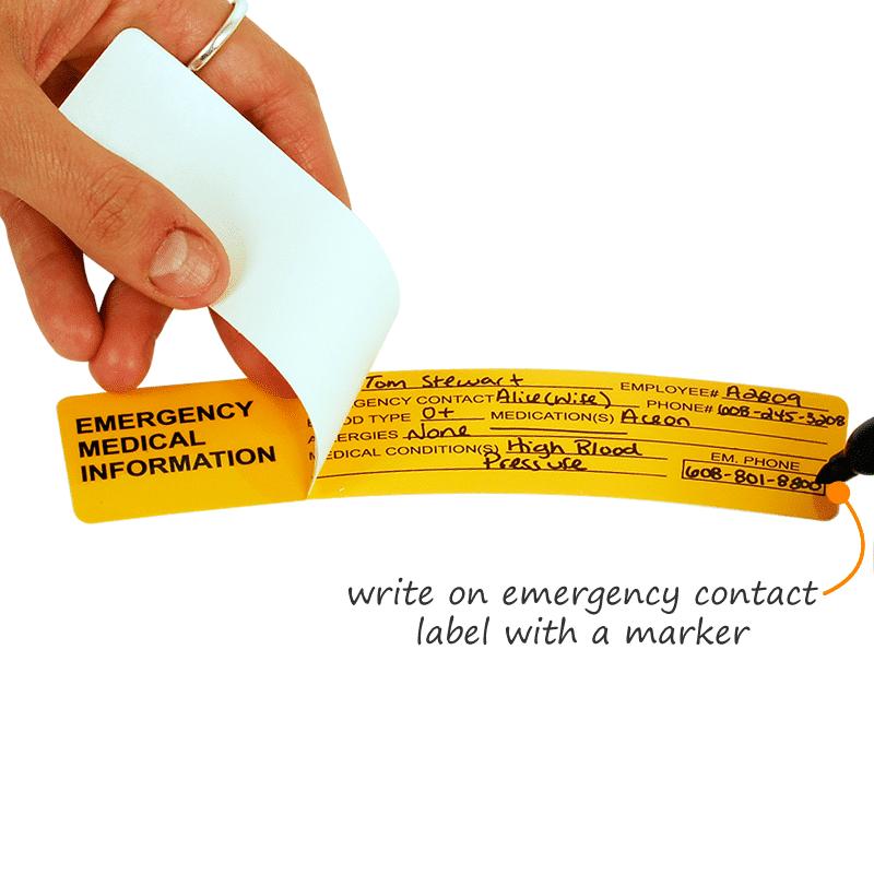 Custom Laminating Labels